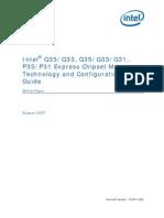 Intel Drivers Manual