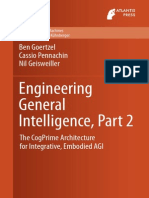 Engineering General Intelligence, Part 2, The CogPrime Architecture for Integrative, Embodied AGI 2014