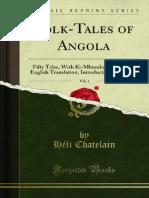 Heli Chatelain Folk Tales of Angola