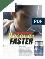 """[GLUTAMATRIX] """"Recover Faster"""" - Advanced Glutamine Complex Works Wonders!"""