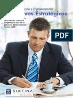 Planificacion de Objetivos Estrategicos
