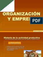 1a.clase Organización