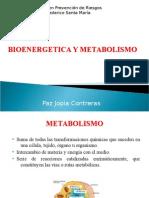 4ta Clase Bioenergetica y Metabolismo