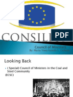 Council of Ministers PPP