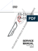 Service Manual FS-C5020-C5030N Rev2