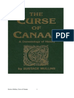 The Curse of Canaan - Eustace Mullins
