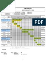 Diagrama de Gantt Instructivo Cartera 2012