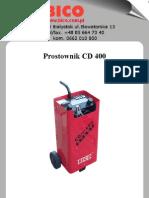 BICO Instrukcja Obslugi Prostownik Cd400