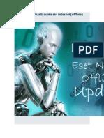 Eset 5 Actualización Sin Internet