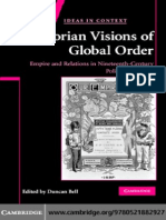 Bell, Duncan - Victorian Visions of Global Order. Empire and International Relations in Nineteenth-Century Political Thought
