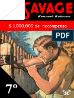 Robeson Kenneth - Doc Savage 07 - USD 1 000 000 de Recompensa