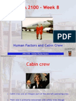 Human Factors for Cabin Crew