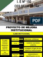Proyecto de Mejora i.e 150 Heroes de La Brelña 2012 Final 2