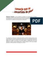 El Conserje Que Se Hizo Concertista de Piano.ok