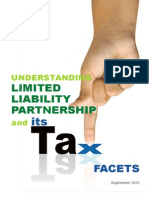 LLP and Its Tax Facets