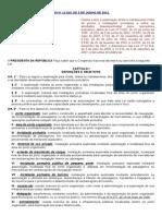 Material Legislativo Sobre Portos Brasileiro