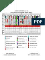 Calendario Academico 2014 - 2015