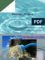 Mensajes Del Aguaul