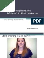 staff training powerpoint