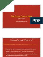 Frame Control Bible