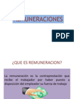 remuneracion