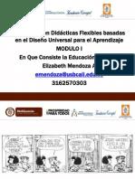 Didacticas Flexibles Modulo I