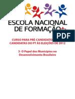 3 O Papel Dos Municipios No Desenvolvimento Brasileiro