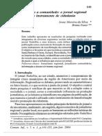 O Jornal Regional Como Instrumento Da Cidadania