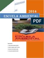 Escuela Ambiental Monografia