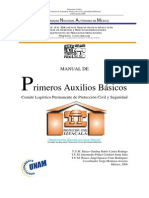 Manual de Primeros Auxilios Basicos Comite Logistico Permanente de Proteccion Civil y Seguridad