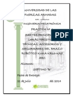 KUKA Primer Informe