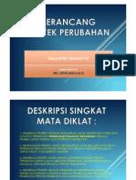 Merancang Proyek Perubahan Pim4