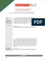 La Revolución Norteamericana y Las Tensiones Interpretativas en Su Historiografía Reciente.