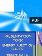 ENERGY AUDIT 1