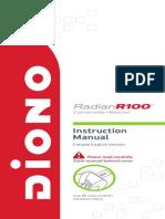 Diono CA RadianR100 Manual CA Eng Web
