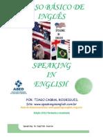 Curso Básico de Inglês - Pronúncia e Escrita