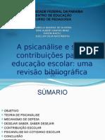 Seminario Tematico de Psicanalise (1)