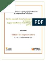 """""""Formación en Ludopedagogía Para Técnicos"""