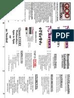 The Masters Program Year 2 & 3 Brochure 2014 Version 1 HLM
