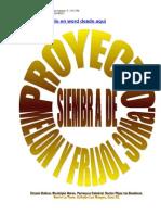Proyecto Frijol y Melón