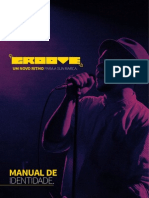 GROOVE BRANDING - Manual de Identidade Visual