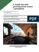 Bioenergy Dome