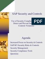 SAPBiz Presentation-Security Compliance Tools