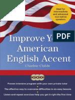 Improve Your Americanen English Accent