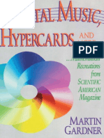 Fractal Music, Hypercards & More; Mathematical Recreations From Scientific American Magazine - Martin Gardner - English