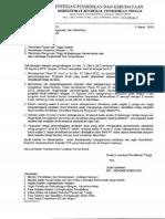 Surat Edaran PDF