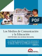 Encarte Medios de Comunicacion y La Educacion