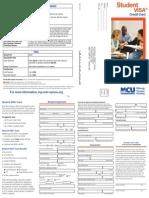 Student Visa Card Application 2014
