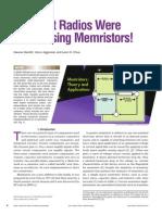 Memristor Application
