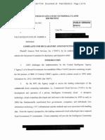 AWS Filing (IBM vs CIA & AWS)